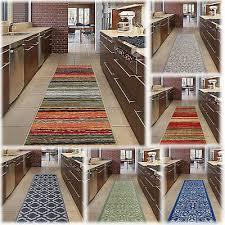 hallway rug runners 20x59 kitchen area carpet non slip rubber long floor mat