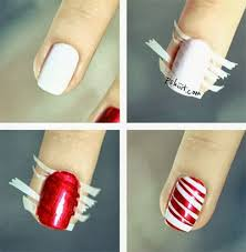 16 Creative and Easy DIY Christmas Nail Art Ideas and Tutorials ...