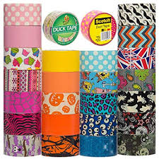 Pattern Duct Tape