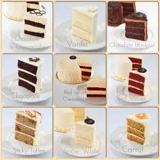 Cake Desserts Cake Flavor Options For Your Next Celebration
