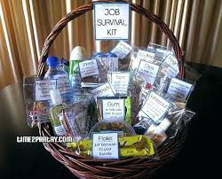 office warming gift. Gifts For Office Staff New Gift Ideas A Job Survival Kit Idea  Warming T