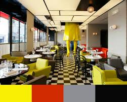 RESTAURANT INTERIOR DESIGN COLOR SCHEMES Inspiration Ideas Amazing Interior Design Color