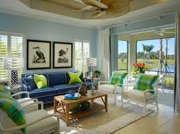 tropical living rooms: tropical living room tropical living room tampa porter paint midsummers dream color