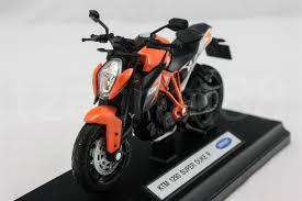 2018 ktm super duke r.  super welly 118 diecast motocycle ktm 1290 super duke r orange model new on 2018 ktm super duke r