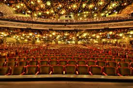 Toronto Canada A Theatre With A Living Ceiling Rucksacks