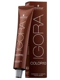 Schwarzkopf 10 Minute Hair Color Chart Schwarzkopf Igora Color10 10 Minute Hair Color Free Shipping