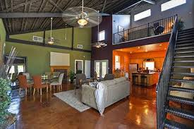 Small Picture A Metal Sided pole barn Interior photo Home Pinterest