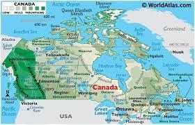 Canada Maps & Facts - World Atlas