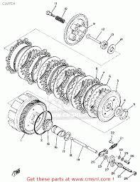 Wiring diagram for 1975 yamaha dt 125 wiring diagram and engine yamaha dt125b 19741975 clutch bigyau1078a