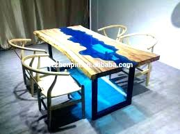 unfinished solid wood table tops dining desk top home depot dini