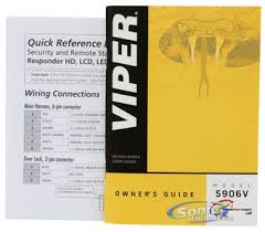 viper 5906v (5906 v) 2 way security & remote start w color remote Viper Vss5000 Wiring Diagram product name viper responder hd 5906v Viper Smart Start VSS5000