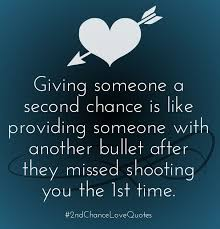 Second Love Quotes Simple Second Chance Love Quotes List Of Best 48nd Chance Relationship Sayings