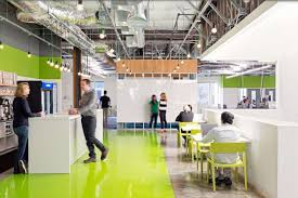facebook headquarters interior. Delighful Facebook What Was Once A Collection Of Discrete Buildings In An Early U002790s Office  Park Is Now Dense And Dynamic Urban Environment Appearing As Workinprogress  In Facebook Headquarters Interior W