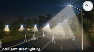 citylight street lighting interactive animation