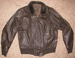 usn g1 star sz46 flight jacket 7823d 1968 early 70 s goat leather
