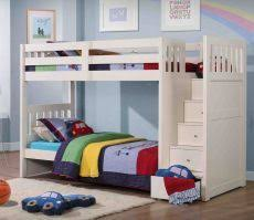 kids beds with storage boys. Modren Storage This Is Super Sturdy And Features Really Cool Stair Storage  The Neutron Bunk  Bed From Throughout Kids Beds With Storage Boys R