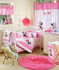 bedding cribs modern aviator pers oval paisley baby girl linen minnie mouse crib set 5 pieces