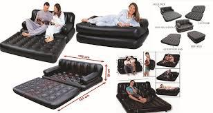 cod bestway 5 in 1 inflatable sofa air