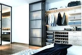 walk in closet organizer prefabricated closets wardrobe storage with doors custom ikea containers