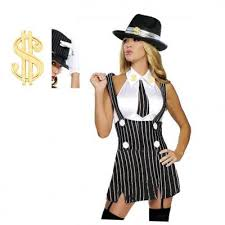 Sexy Gangster Costumes For Women Halloween Costume Fancy Dress Plus Sizes  Costumes ZY254 Family Halloween Themes Best Costume Themes From  Partytimecostume, ...