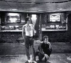 "best rumble fish images cinema mickey rourke  matt dillon and mickey rourke in francis ford coppola s ""rumble fish"" 1983"