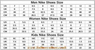 Nike Boys Clothing Size Chart Nike Toddler Boy Shoe Size Chart Best Picture Of Chart