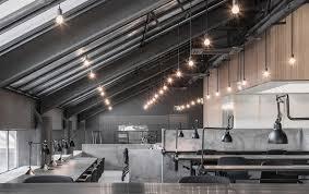 industrial office lighting. neri hu industrial roof flamingo shanghai office designboom lighting
