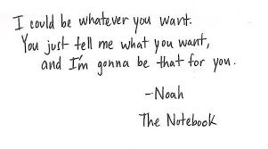 The Notebook Quotes Impressive 48 Quotes From The Notebook Pelfusion