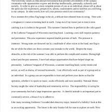 9 College Essay Examples Free Pdf Format Download With Regard To
