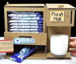 How To Make A Cardboard Vending Machine Unique DIY Cardboard Vending Machines
