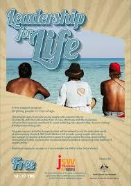 leadership for life jsw leadership flyer