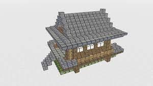 マイクラ 和風 建築 設計 図