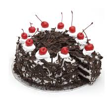 Order Fantasy Black Forest Cake Online From Wishbygift