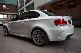 Coupe Series bmw 1 m : 2011 BMW 1M Coupe, Alpine White