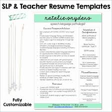 Speech Therapist Resume Unique Speech Therapy Schedule Template Simple Writing Templates