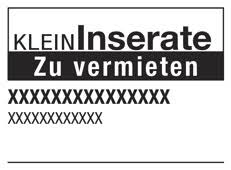 kleininserate