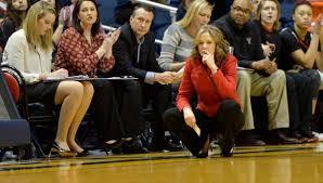 basketball coach candi whitaker