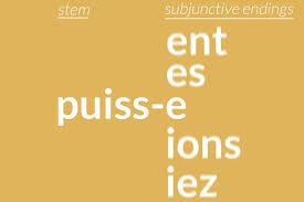 French Subjunctive Irregular Conjugations