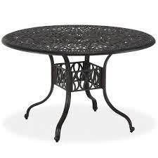 patio tables inch round table sets best of dining lawn amp garden cover in