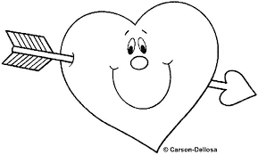Valentine Hearts Coloring Pages Valentines Hearts Coloring Pages