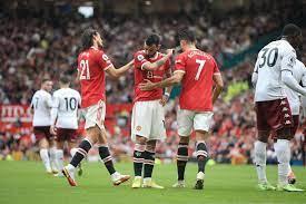 برونو فيرنانديز يهدر ركلة الجزاء ومانشستر يونايتد يخسر