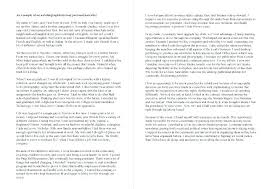 Sample Autobiography Introduction Example Getvenue Co