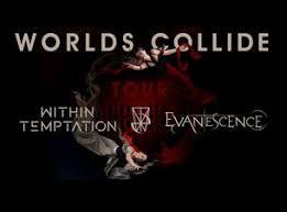 <b>Within Temptation</b> & Evanescence Tickets | Concerten, Tourdata ...