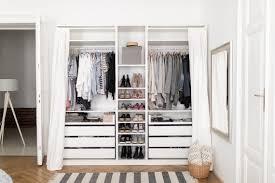 Begehbarer Kleiderschrank Im Schlafzimmer Fr Kleines Zimmer Ideen