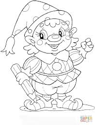Small Picture Gnome at school coloring page Free Printable Coloring Pages