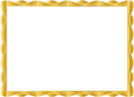 Blank Certificate Of Achievement Clipart Images Gallery For