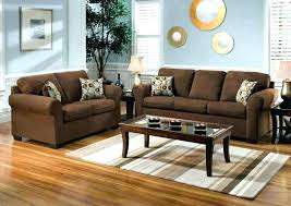 light brown couch blue and living room the best ideas leather on with y walls sofa vision light brown