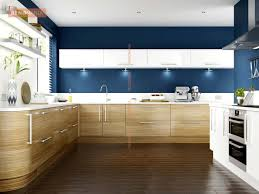 Colour For Kitchen Kitchen Colour Kitchen With A Cheerful Blue Color Scheme Kitchen