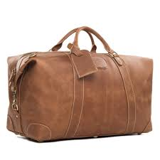 best ing leather duffle bag