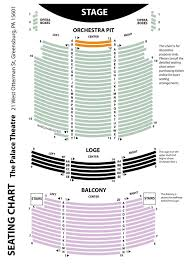 Brown Theater Seating Chart 17 Experienced Town Hall Nyc Seating Map
